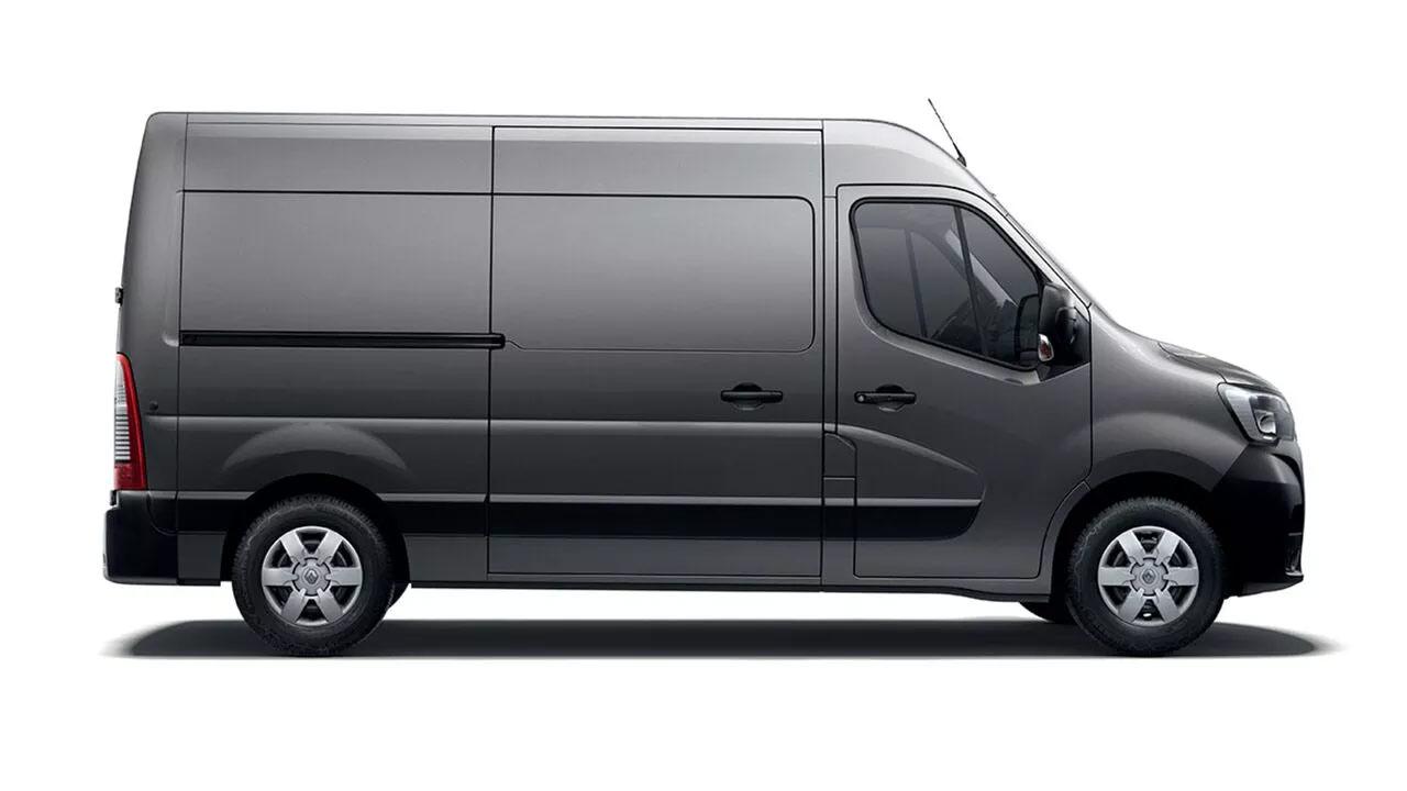 Nowe Renault MASTER