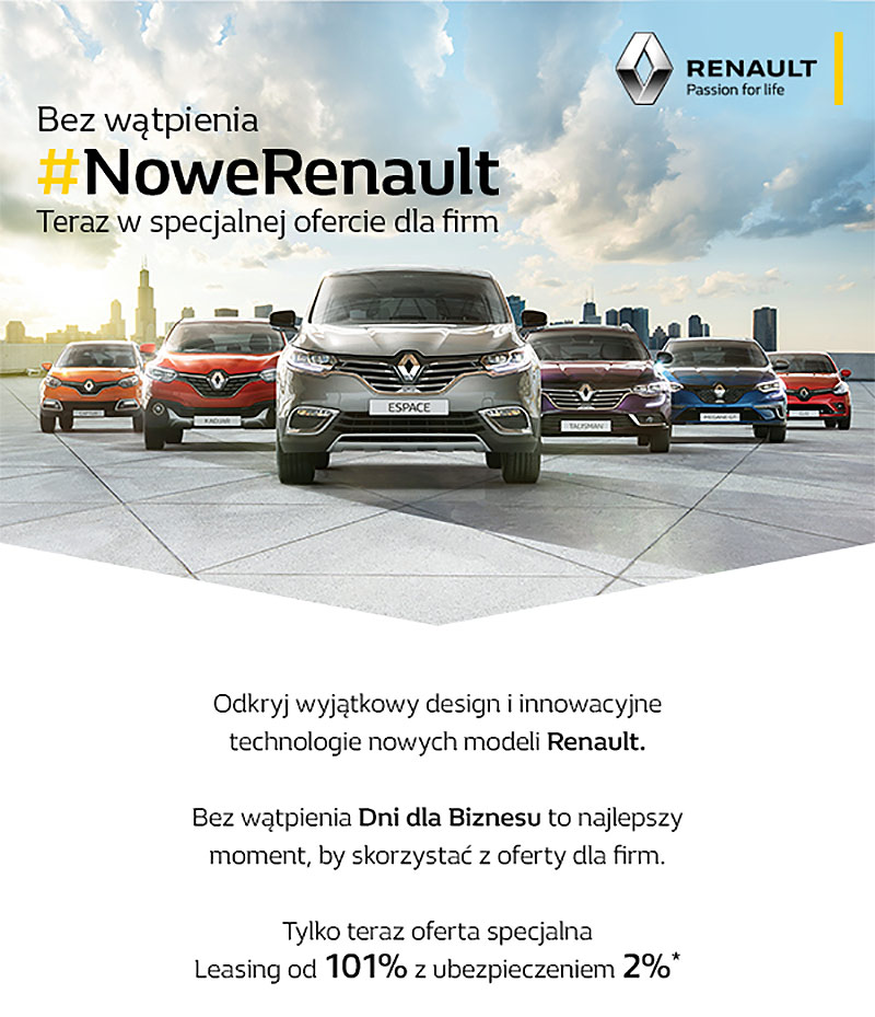 #NoweRenault